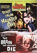 Beast From Haunted Cave/The Brain That Wouldn't Die by Jason Evers