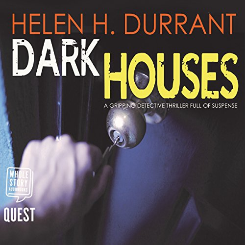Dark Houses audiobook cover art