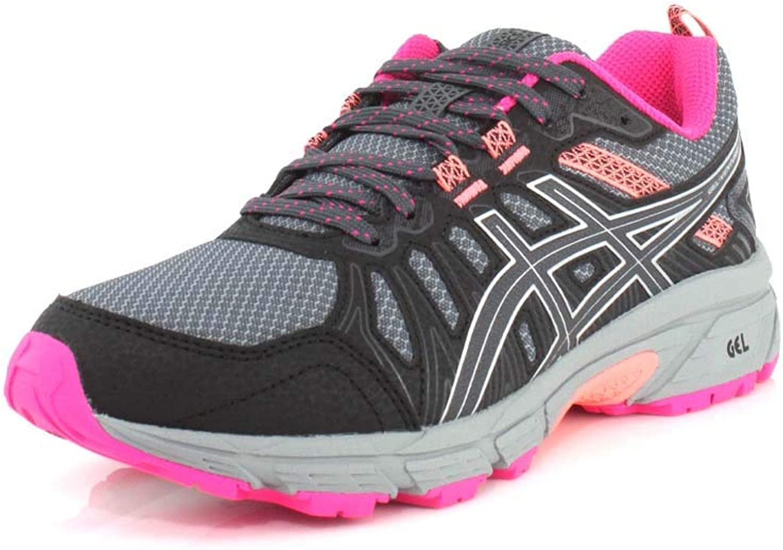 ASICS Gel-Venture 7 Women's Running shoes, Carrier Grey Silver, 6 M US