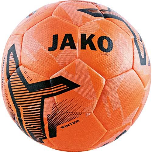 JAKO Champ Winter Ball, Neonorange, 5