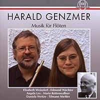 Harald Genzmer: Musik Für Flöte