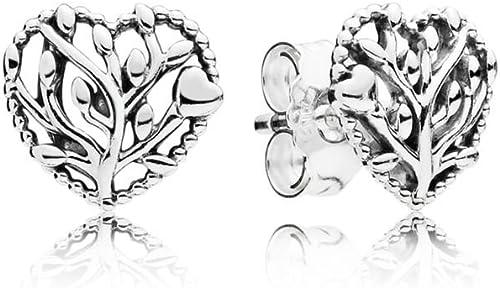 Pandora Femme Argent Boutons d'oreilles - 297085