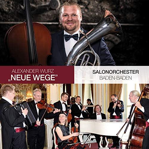 Alexander Wurz feat. Salonorchester Baden-Baden