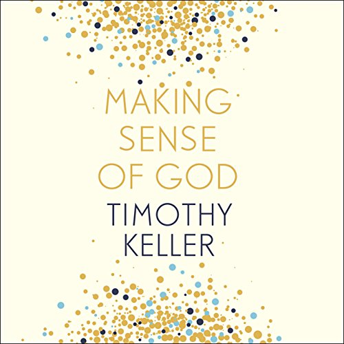 Making Sense of God audiobook cover art