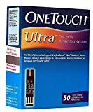 OneTouch Ultra Test Strips - 50 Counts glucometers Mar, 2021