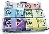 Monopoly Billetes de repuesto para 90 billetes en marco de clasificación – Dimensiones de un billete 7,5 x 4 cm