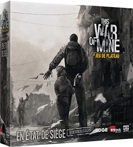 Edge Entertainment – This War of Mine – 3 – in stato di seduta (estensione)