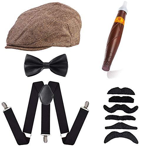 - 20 Detektiv Kostüm