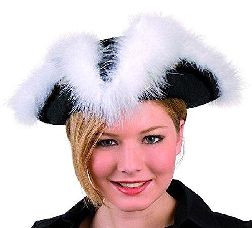 Mondial-fete - Chapeau Gentilhomme Feutre