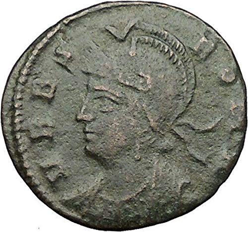 1000 IT Constantine the Great ROME COMMEMORATIVE Ancient coin Good