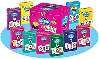 Super Duper Publications Set of 10 Articulation Photo Fun Deck Flash Cards (Combo Set Two) - New Revised Color Photos Educational Learning Resource for Children