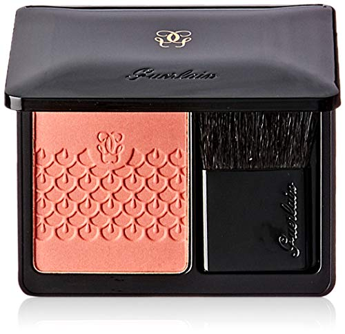 Guerlain Rose Aux Joues Tender Blush - # 03 Peach Party by Guerlain for Women - 0.22 oz Blush, 6.6 milliliters