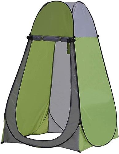 Sortie Udstyr, Tente de Camping Tente de Camping, Tentes Portables D'Abris de la Vie Privée du Vestiaire Pour Vestiaire Portable Pour la Plage de Camping en Plein Air Et Séance Photo Intérieure avec