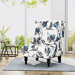 Christopher Knight Home Alonso High-Back Fabric Club Chair, Print