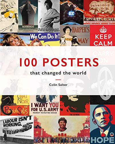 Compare Textbook Prices for 100 Posters that Changed the World  ISBN 9781911641452 by Salter, Colin
