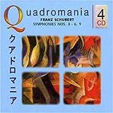 Songtexte von Franz Schubert - Quadromania: Symphonies nos. 3-6, 9