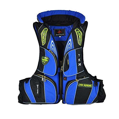 Review Of HJAZ Professional Life Vest, Life Jacket, Adult Vest, Sea Fishing Life Jacket Snorkeling, ...