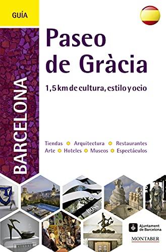 Guía del paseo de Gràcia de Barcelona