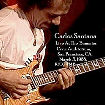 Cloud Nine - Live At The 'Bammies' Civic Auditorium, San Francisco, CA. March 3rd 1988, KFOG-FM Broadcast