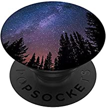Night Sky Phone Grip PopSockets PopGrip: Swappable Grip for Phones & Tablets