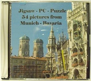 Jigsaw-PC Puzzle-Munich Bavaria