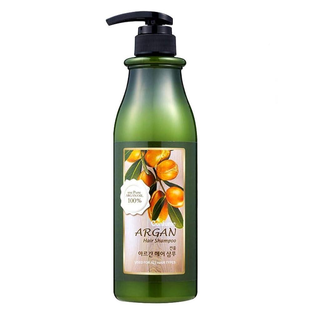 さまようミネラル厚いConfume Argan Oil Moisture Hair Shampoo - 26 Oz by Kwailnara by Kwailnara