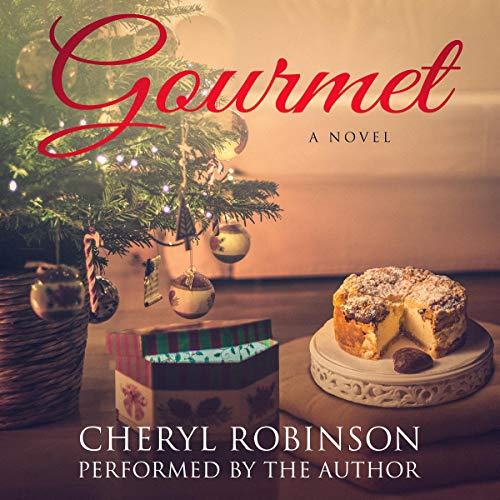 Gourmet audiobook cover art