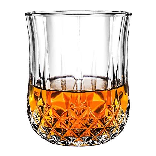 Riesen Weinglas Übergroße Bierglas Whisky Weinglas 210ml Partei Flasche Wein Bar Club Bierkrug Saft Red Whiskey Wasser Trinkbecher Geburtstage Weihnachten Trinkgefäße Weinglas (Size : 5 pcs)