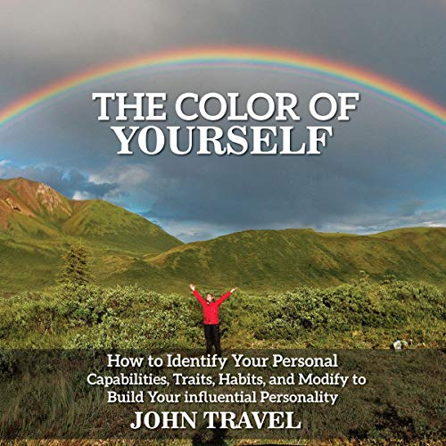 The Color of Yourself audiobook cover art