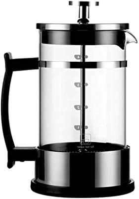 Amazon.com: Soulhand - Cafetera de doble pared de acero ...