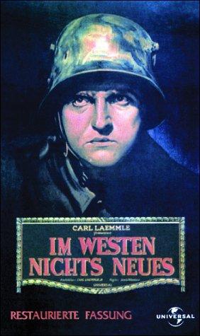 Im Westen nichts Neues [VHS]
