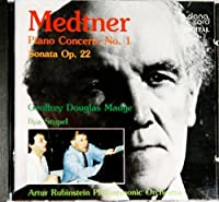 Piano Concerto 1 by Medtner