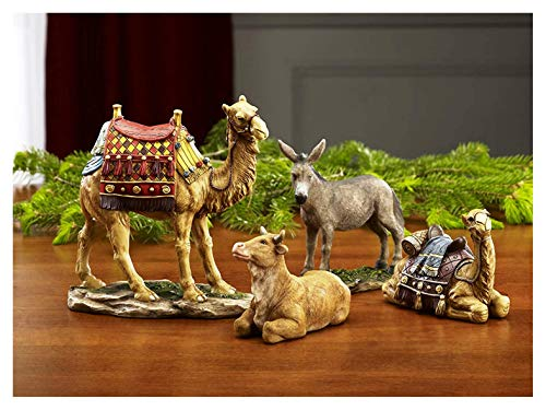Christmas Nativity Animal Figurines
