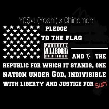 Pledge to the flag