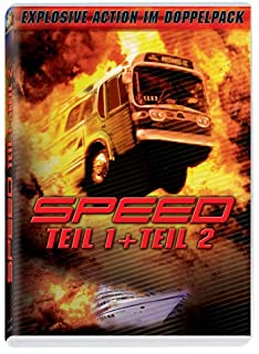 Speed / Speed 2: Cruise Control [2 DVDs]