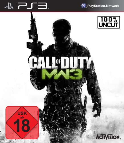 Call of Duty: Modern Warfare 3 - [PlayStation 3]