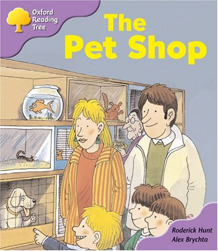 Oxford Reading Tree: Stage 1+: Patterned Stories: the Pet Shopの詳細を見る