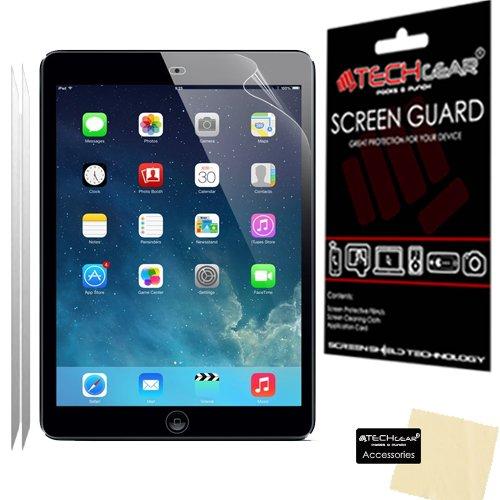 TECHGEAR [2 Stück Matte Bildschirmschutzfolien für iPad Air/Air 2 (iPad 5 und 6) [9,7 Zoll] Matte Blendschutz Schutzfolie für iPad Air/Air 2 (9,7), iPad Pro 9.7 Zoll, iPad 9.7 Zoll 2018/2017