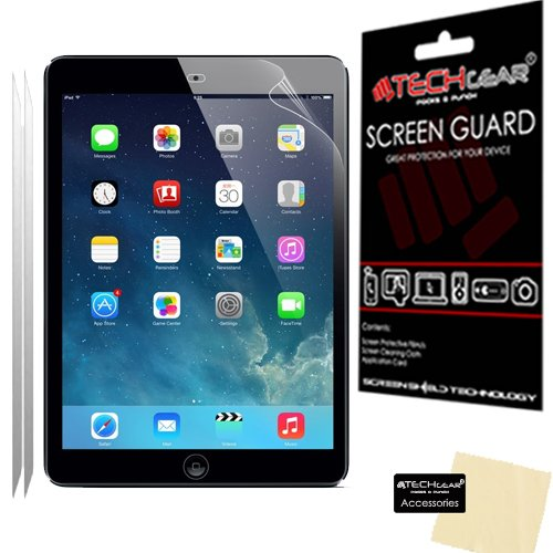 TECHGEAR [2 Pack] Anti Glare Screen Protectors for iPad Air 9.7', iPad Air 2 (iPad 5 & 6) - Matte Lcd Screen Protectors Compatible with Apple iPad Air, iPad Air 2, iPad Pro 9.7', iPad 9.7'