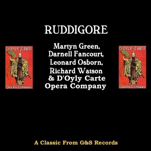 Martyn Green, Darnell Fancourt, Leonard Osborn, Richard Watson & D'Oyly Carte Opera Company