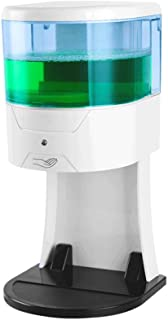 ZPEE Soap Dispenser Automatic Soap Dispenser 600ml Capacity Soap Box Wall-Mounted Shower Gel Box ABS Material Bathroom Lot...