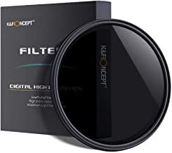 Best variable nd filter 55mm Reviews