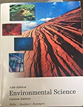 Best miller and spoolman environmental science 14th edition Reviews