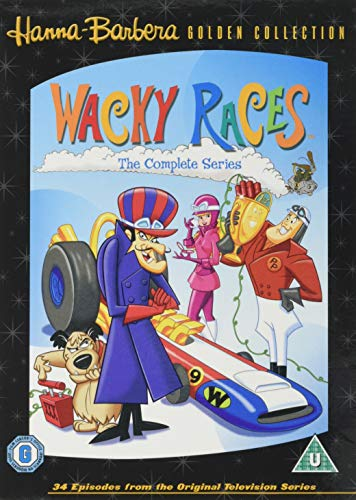 Wacky Races: The Complete Series [DVD] [2006]