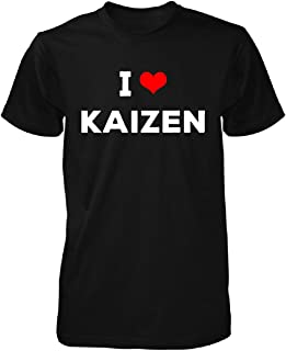 I Love Kaizen Cool Gift - Unisex Tshirt
