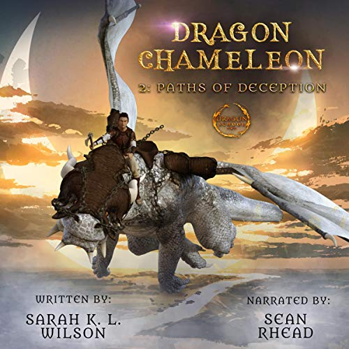Dragon Chameleon: Paths of Deception Titelbild