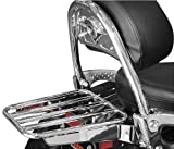 Cobra Tubed Luggage Rack for 2005-2008 Kawasaki VN1600D Vulcan 1600 Nomad O.E.M
