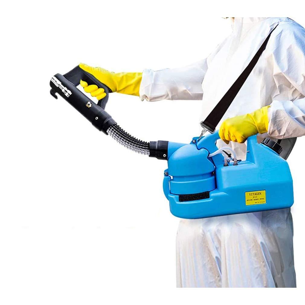 YUI Nebulizadora ULV, máquina pulverizadora de Volumen, pulverizador eléctrico desinfectante, insecticida Repelente de Mosquitos, nebulizador para jardín, Agricultura: Amazon.es: Deportes y aire libre