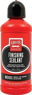 Best griot's garage paint sealant Reviews