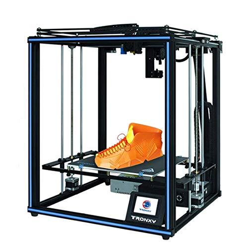 TRONXY, stampante 3D X5SA PRO, montaggio rapido, installazione di livellamento automatico, proseguimento della stampa, sensore di alimentazione, touch screen, 330 x 330 x 400 mm